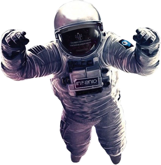 Astronauta Ingenio Publicitario Ingenio Publicitario | Expertos en Marketing Digital, Diseño Gráfico, páginas web y Multimedia
