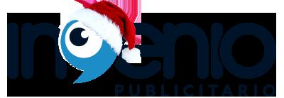 Felices fiestas de año nuevo, les desea la familia de Ingenio Publicitario